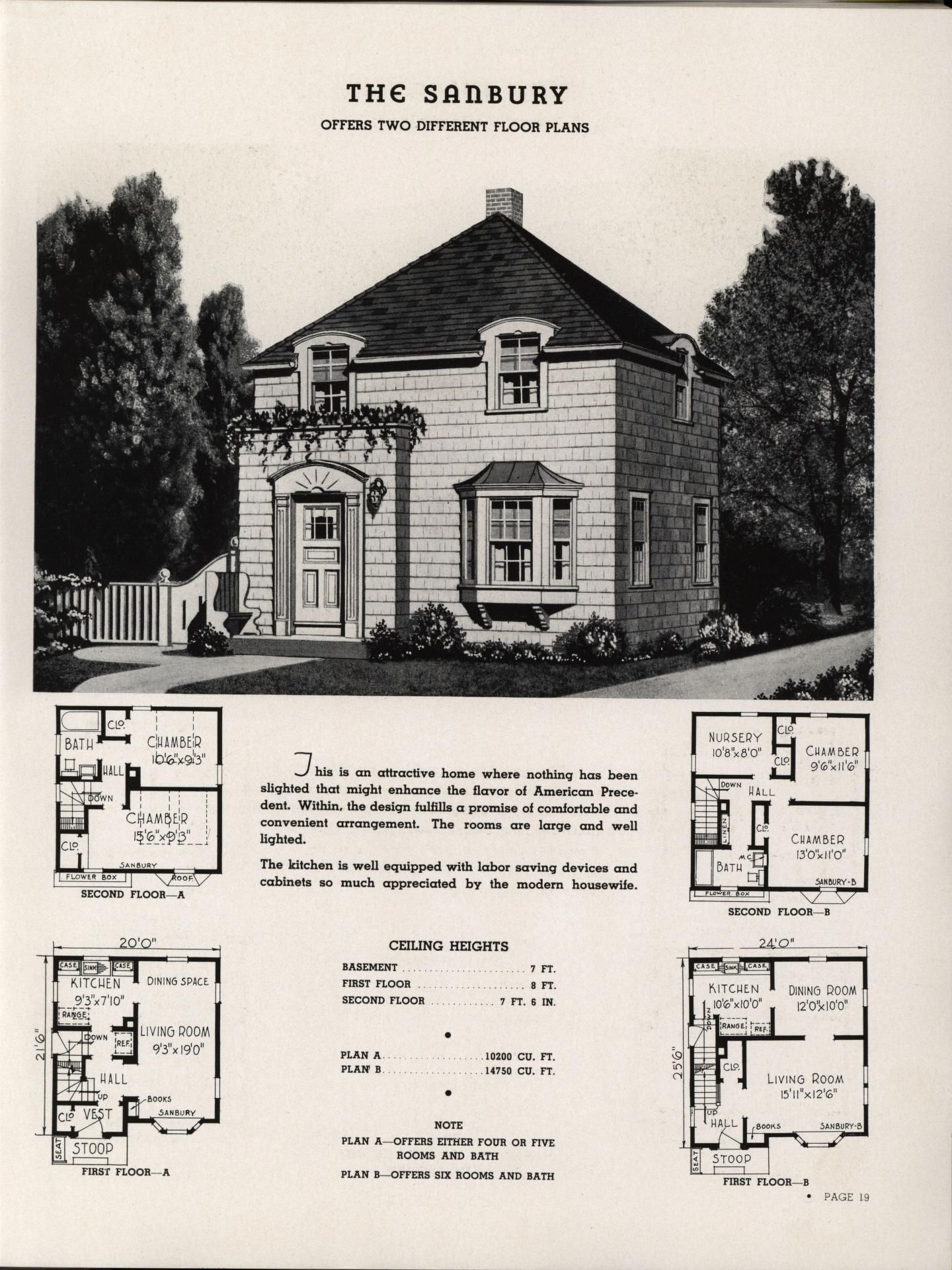 Select homes of moderate cost Jess in Pinterest Vintage