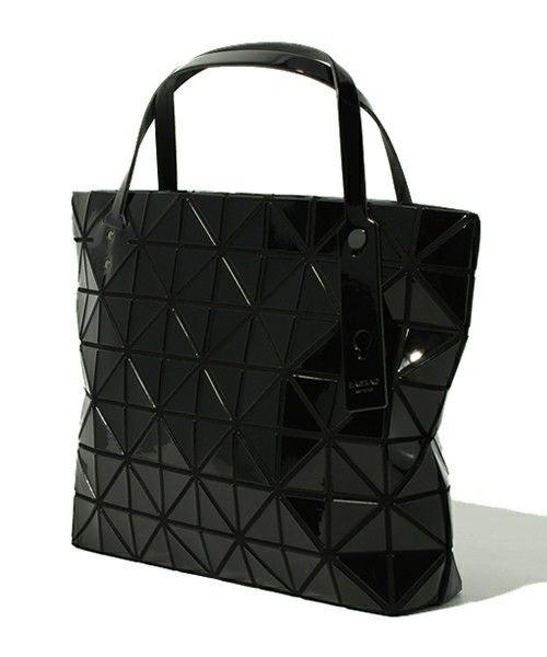 c8d2876aaf Issey Miyake BAO BAO Tote bag BILBAO ROCK BASICS Zip Top Black JAPAN