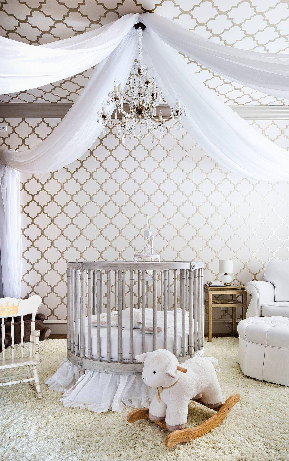 Beautiful Nurseries With Mediterranean Theme Best Ideas Inspirations Modern Nursery Design Kids Room Design Nursery Interior Design