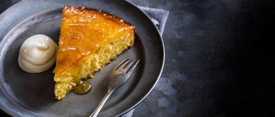 Marmalade Loaf Cake Recipes: Orange Marmalade Slump Cake