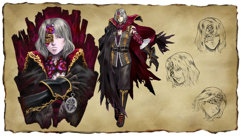 Bloodstained Ritual of the Night is Coming to PS4