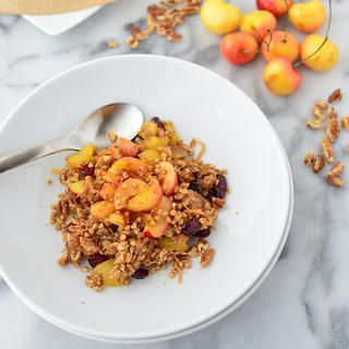 5 Healthy Breakfasts Your Sweet Tooth Will Die For http://www.womenshealthmag.com/food/dessert-inspired-healthy-breakfasts