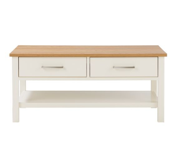 Buy Home Of Style Tiverton Coffee Table At Argoscouk