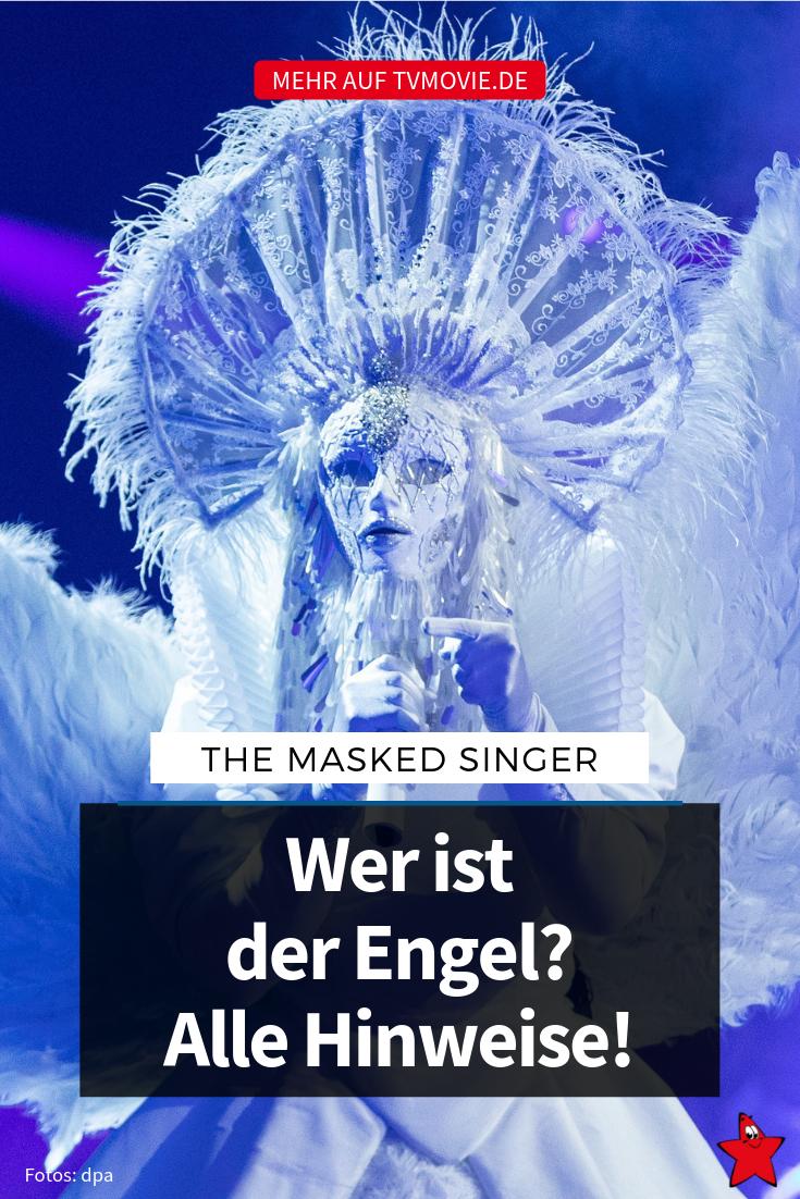 Der engel masked singer