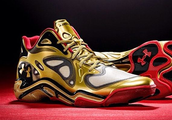 the latest 8e6fb 0ff23 Under Armour UA Anatomix Spawn Low  The Grammys  PE