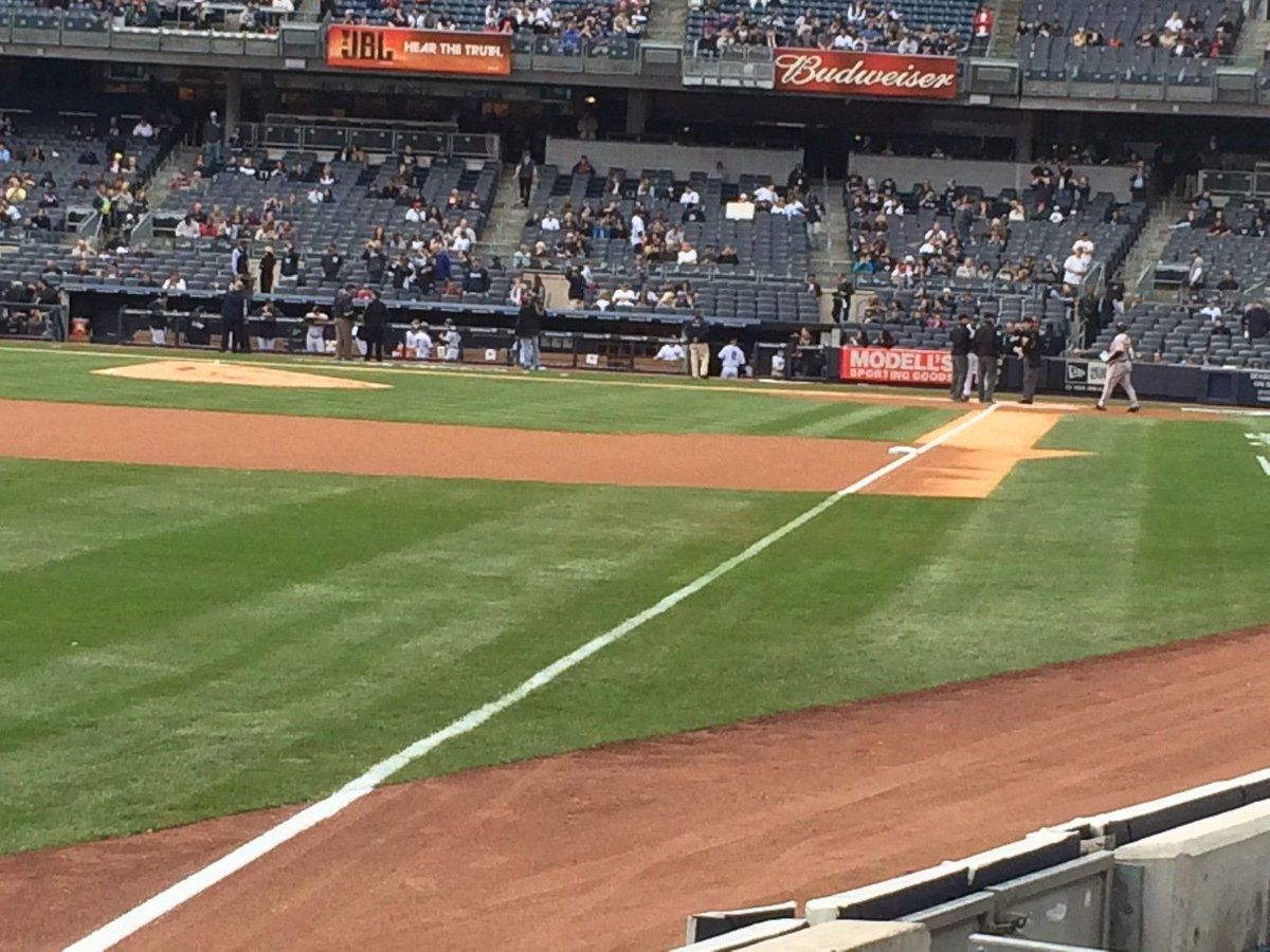 9Game Plan 4 Front Row Field Level Section 130 New York