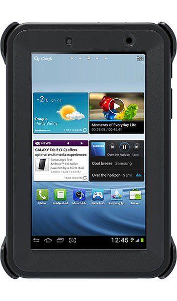 Samsung Galaxy Tab 2 7.0 case | Defender Series