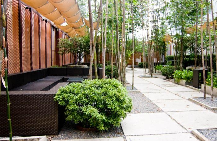 Puristische Gartengestaltung 80 ideen wie ein minimalistischer garten aussieht