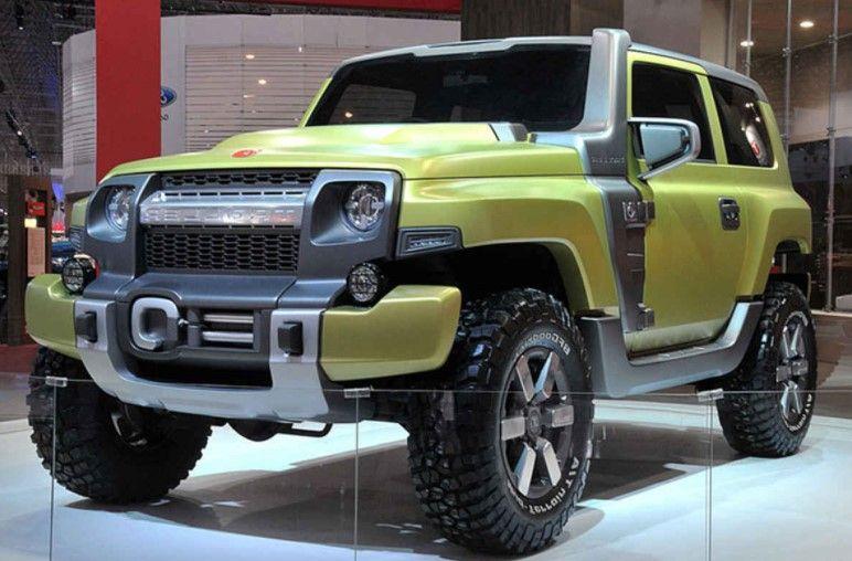 2018 Toyota Fj Cruiser Price Redesign Release Date Ford Bronco