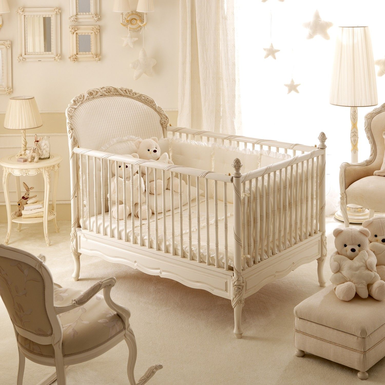 Baby cribs uae - Notte Fatata Crib Newborn Bedroom Furniture For Baby S Room Decor For Childrens