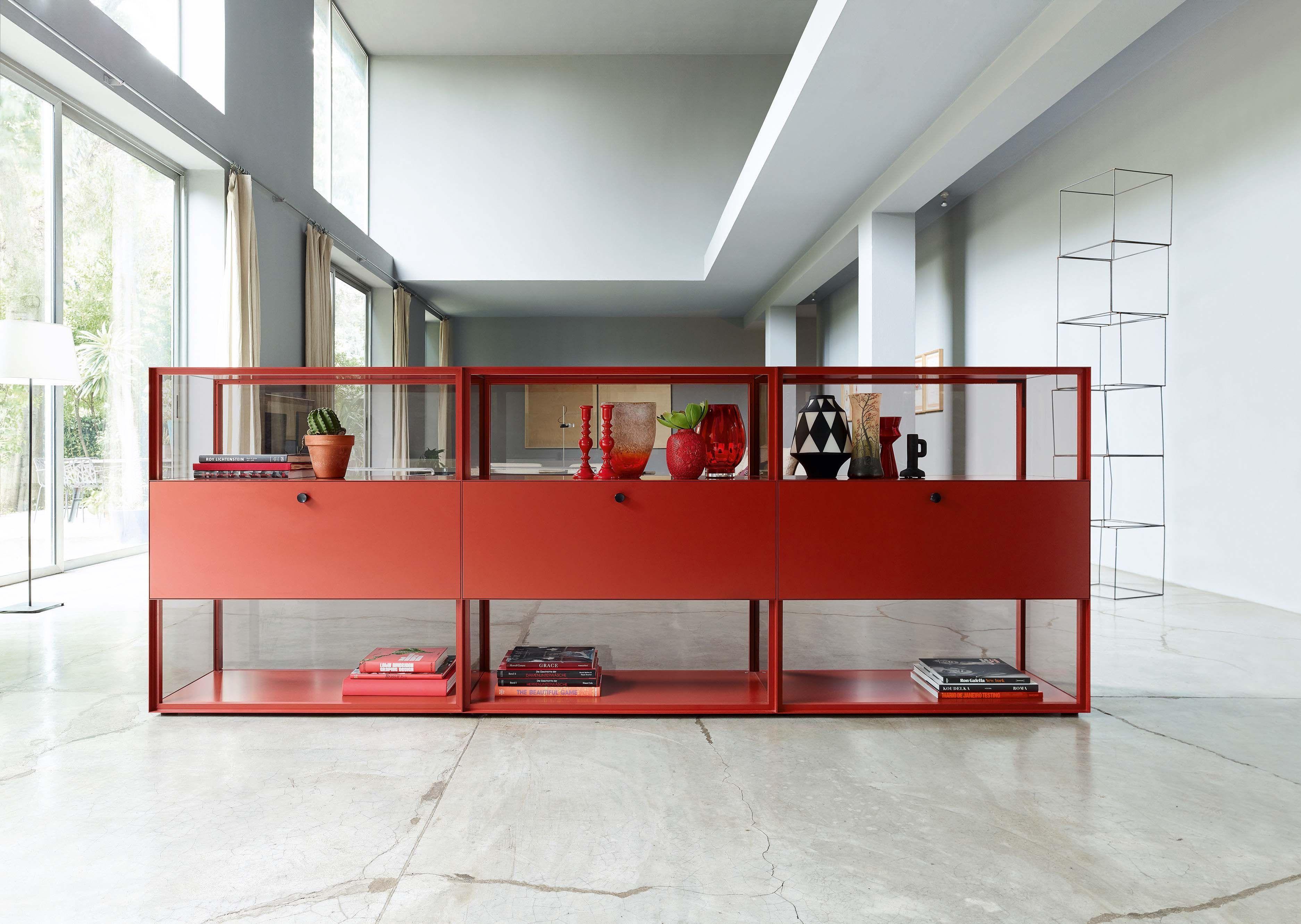 Minimalistische sideboards von piure wohnen minimum einrichten