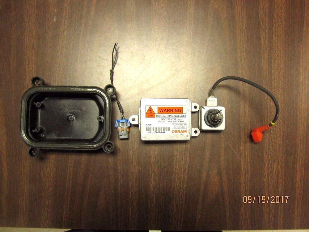 03 06 Lincoln Navigator Xenon Osram Headlight Hid Ballast Control Unit Bulb Oem