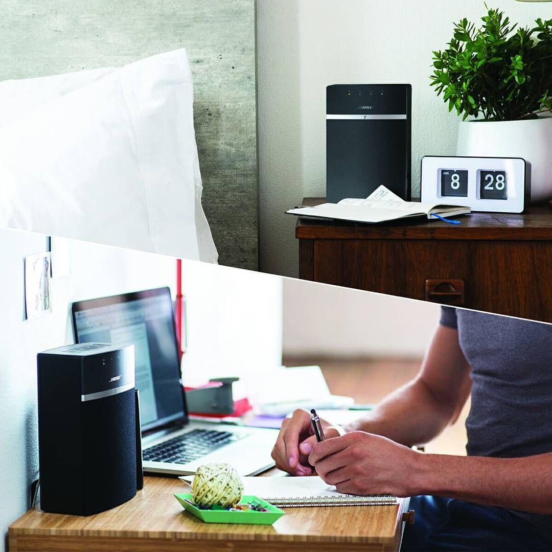 Der BOSE SoundTouch 10 Bluetooth Lautsprecher Versorgt Sie überall In Ihrer  Wohnung Oder Haus Mit Großartigem