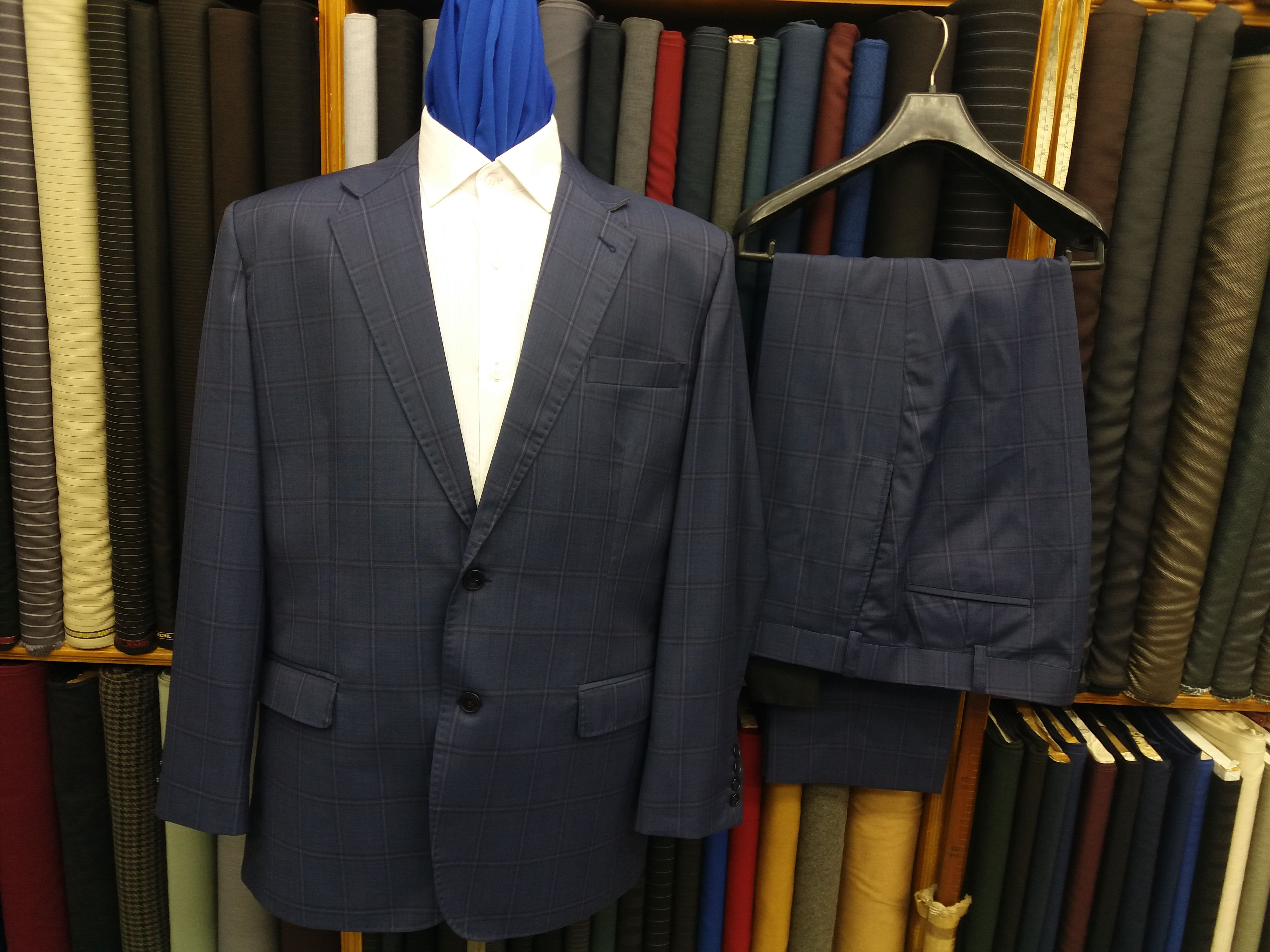 Men Gray Suit Suit Custom Made To Measure Business Work Formal Bespoke Tailored Custom Made Suits Suit Fashion Made To Measure Suits