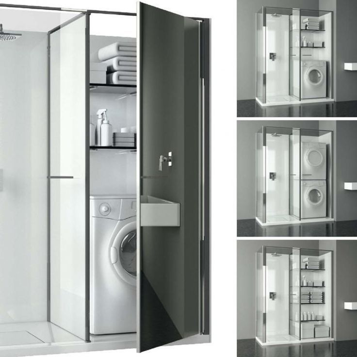 Waschmaschine im Bad Bad im waschmaschine in 2020