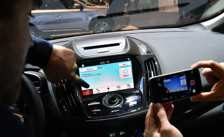 Coming From Automakers: Voice Control That Understands You Better.