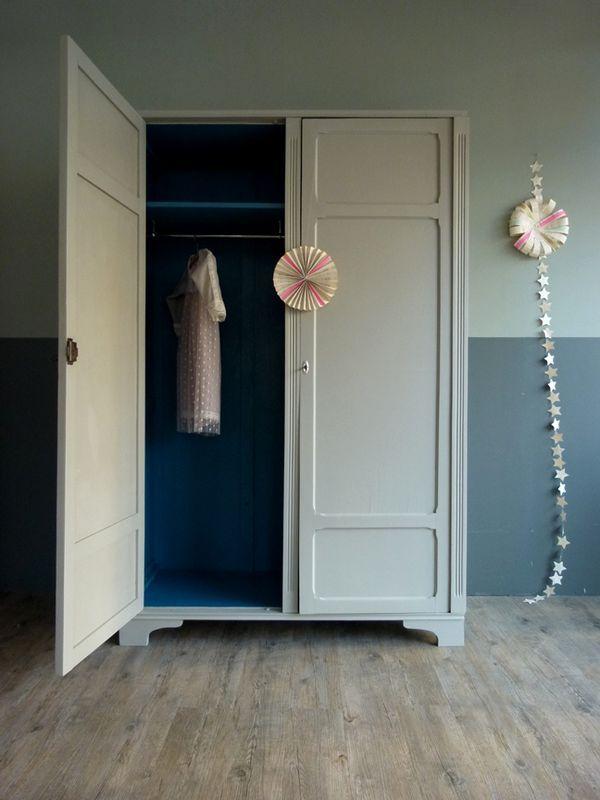 l 39 armoire parisienne deco och inspiration. Black Bedroom Furniture Sets. Home Design Ideas