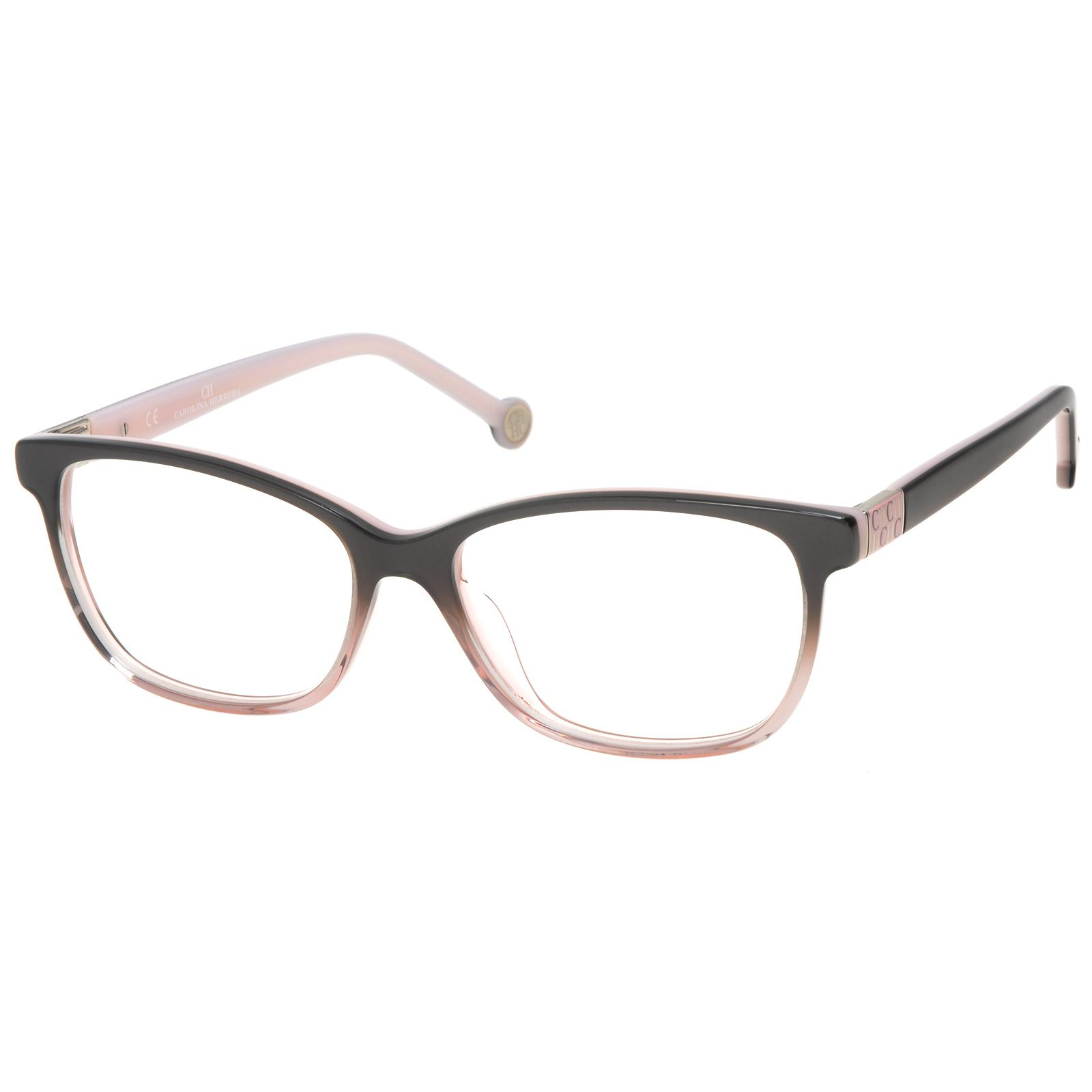 Carolina Herrera VHE721 0G49 Braun Rosa #eyewear #fashion #eyeglasses  #brillen #gutguckende