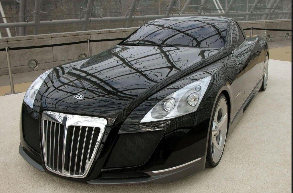 the maybach exelero | latest maybach cars | pinterest