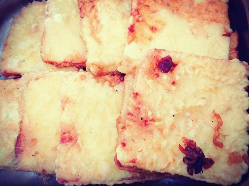 Milanesa de queso