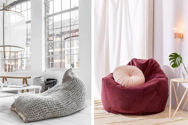 Stylish Beanbag Chairs