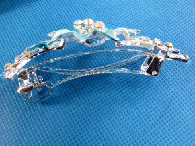 beautiful rhinestone crystal hair barrette hair clips $2.95 - http://www.wholesalesarong.com/blog/beautiful-rhinestone-crystal-hair-barrette-hair-clips-2-95/