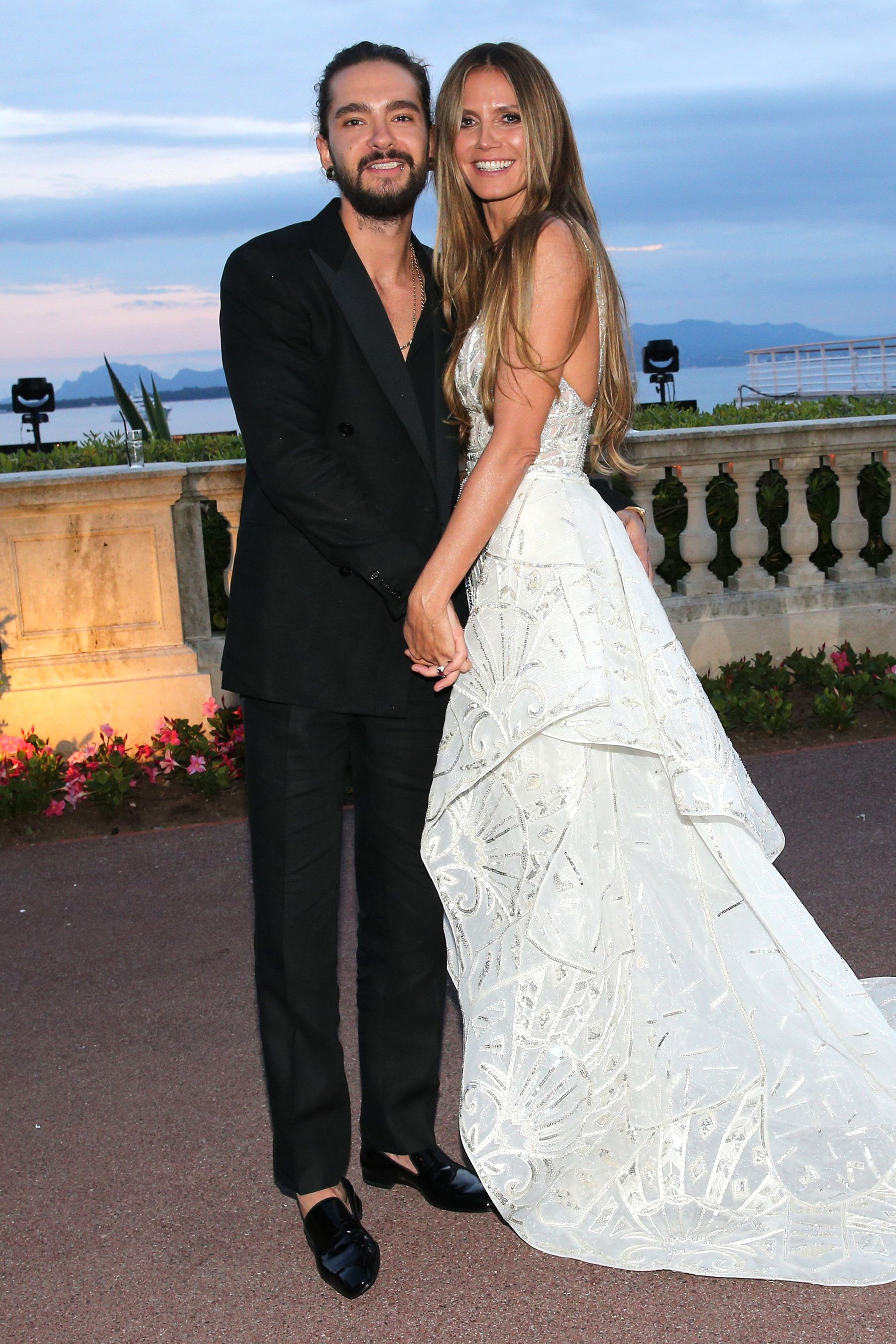 Heidi Klum is engaged to Tom Kaulitz after nearly a year of dating