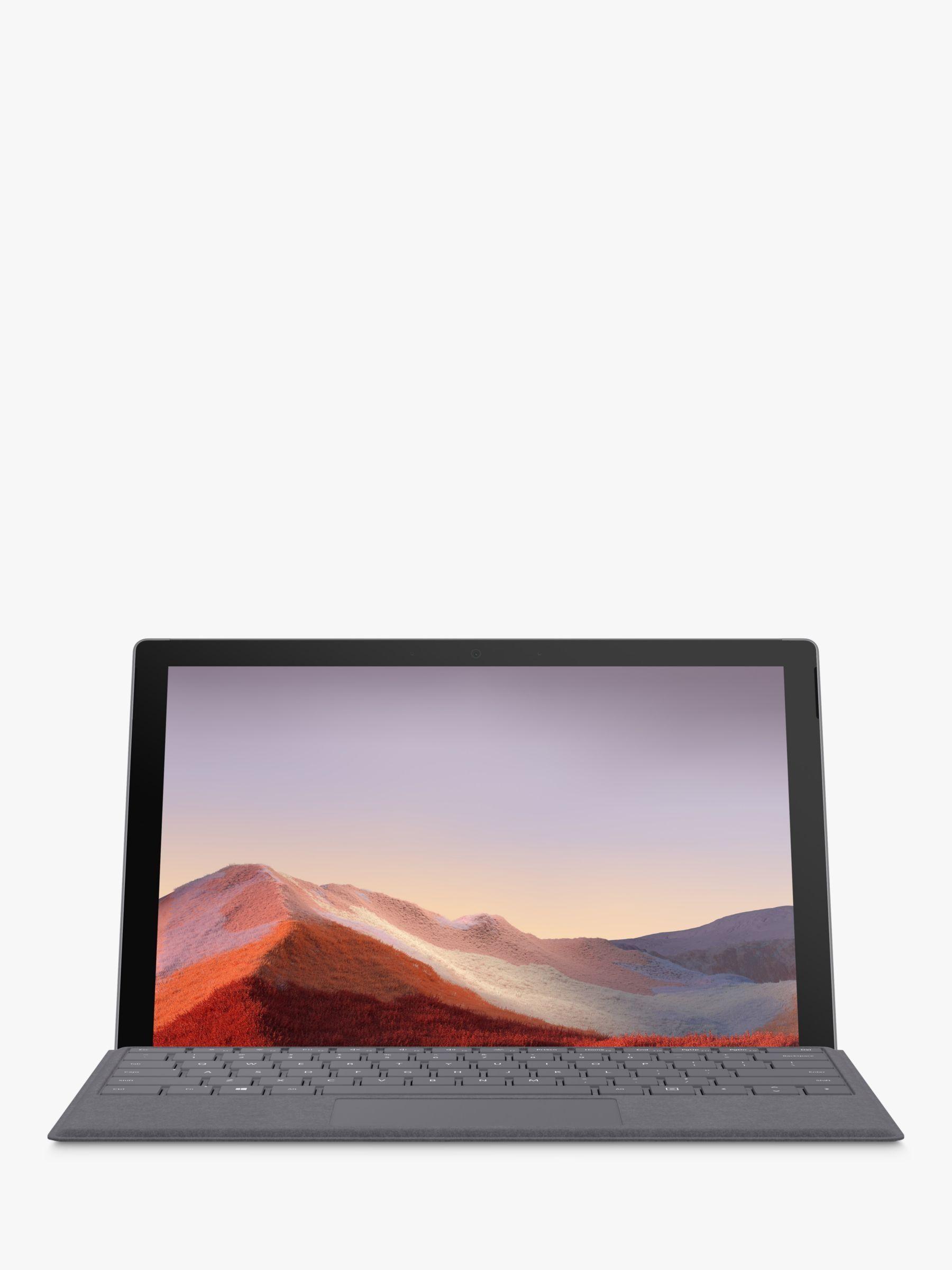 Microsoft Surface Pro 7 Tablet, Intel Core i5 Processor