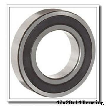 47x20x14 bearing needle roller