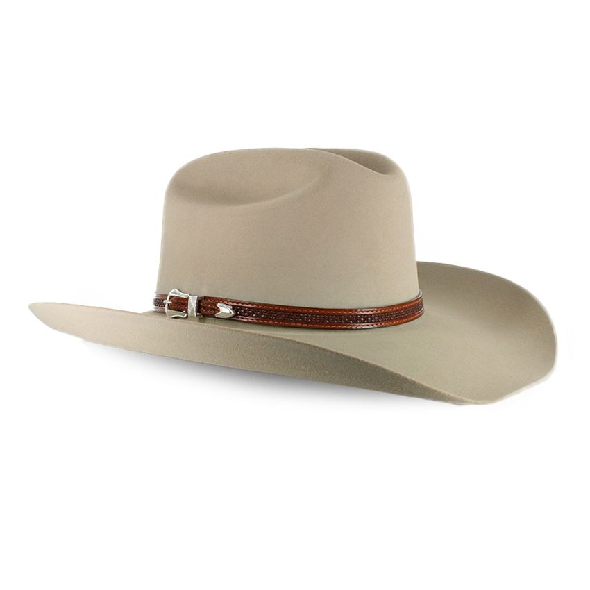 7bf43dfc297 Stetson Men s Marshall 3X Cowboy Hat