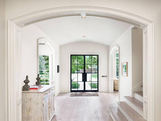 Modern farmhouse foyer. modern farmhouse foyer flooring. modern ...