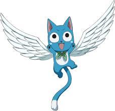 Fairy Tail Happy Personajes De Naruto Shippuden Anime Fairy Tail Dibujos