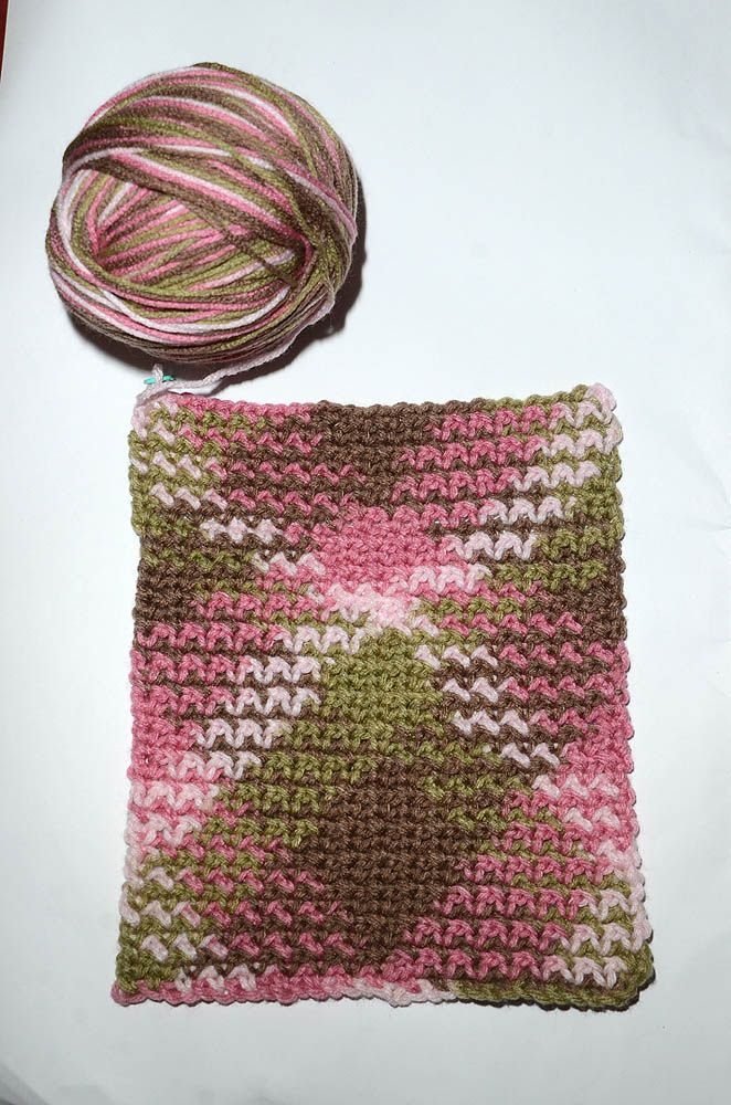 A Quick Guide to Color Pooling | Red Heart | Crochet Yarn Pooling ...