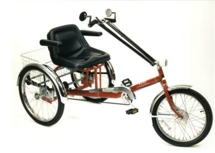 Recumbent Tricycle For Adults Zized For Heavy People Super Sized