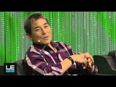 Guy Kawasaki Interview - Investor, Business Advisor and Former Chief