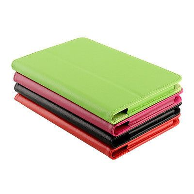 For Acer Iconia One 7 B1-730HD PU Leather Case Cover Stand folding two-fold
