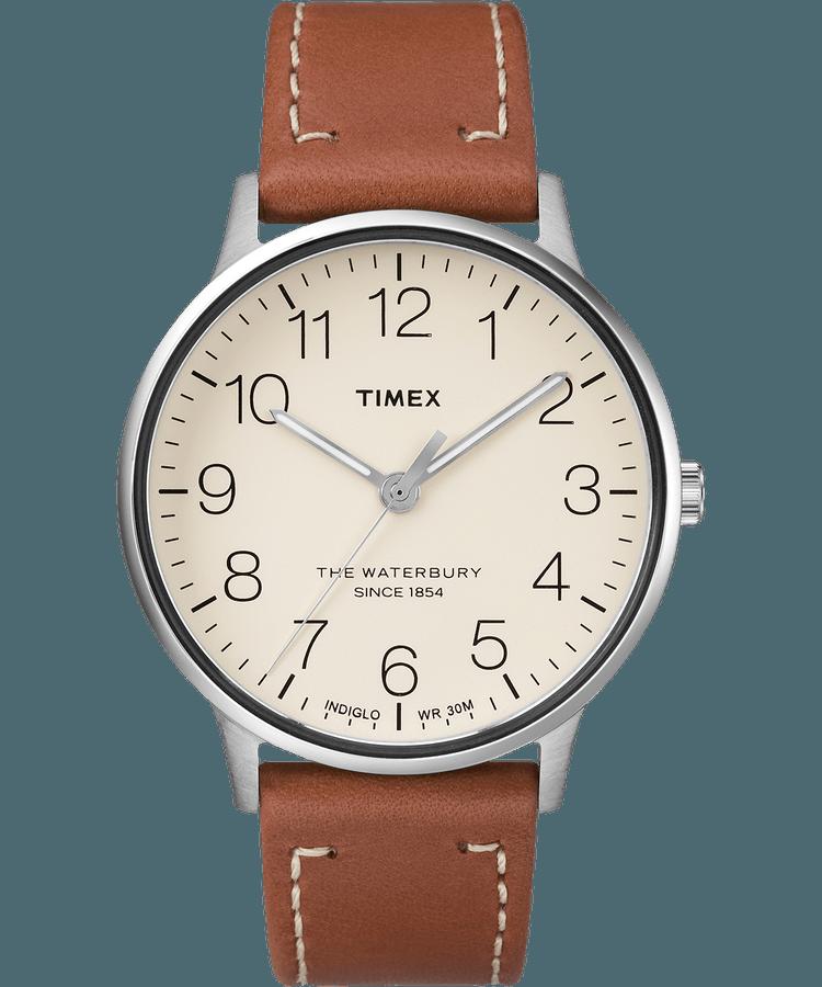 0a251212cc22 Timex Watch - The Waterbury - Cream