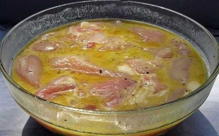 Rýchla a vynikajúca marináda, pre lahodné a šťavnaté mäsko