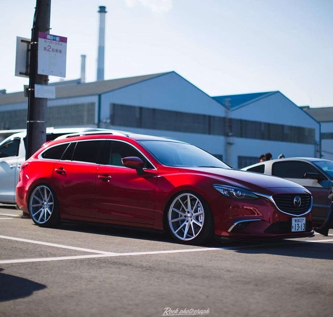 Custom cars mazda6import
