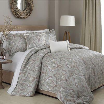 Raymond Waites Mantra Comforter Set Bedbathandbeyond Com