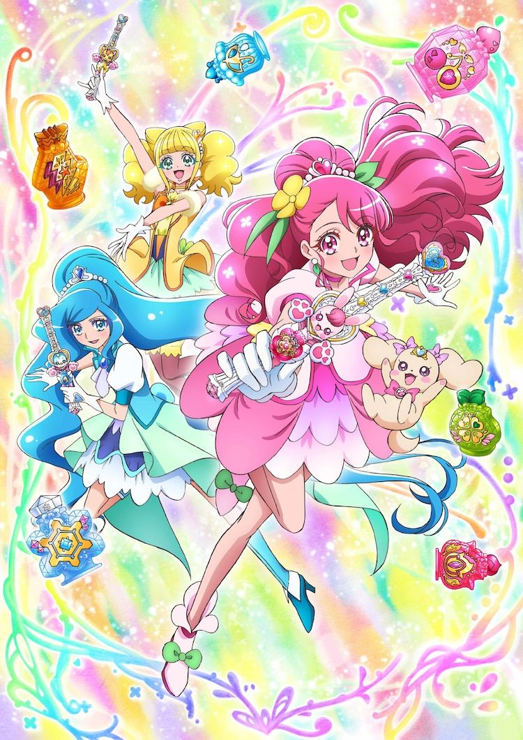 Pin by Devina Amstadter on Healin Good Precure in 2020
