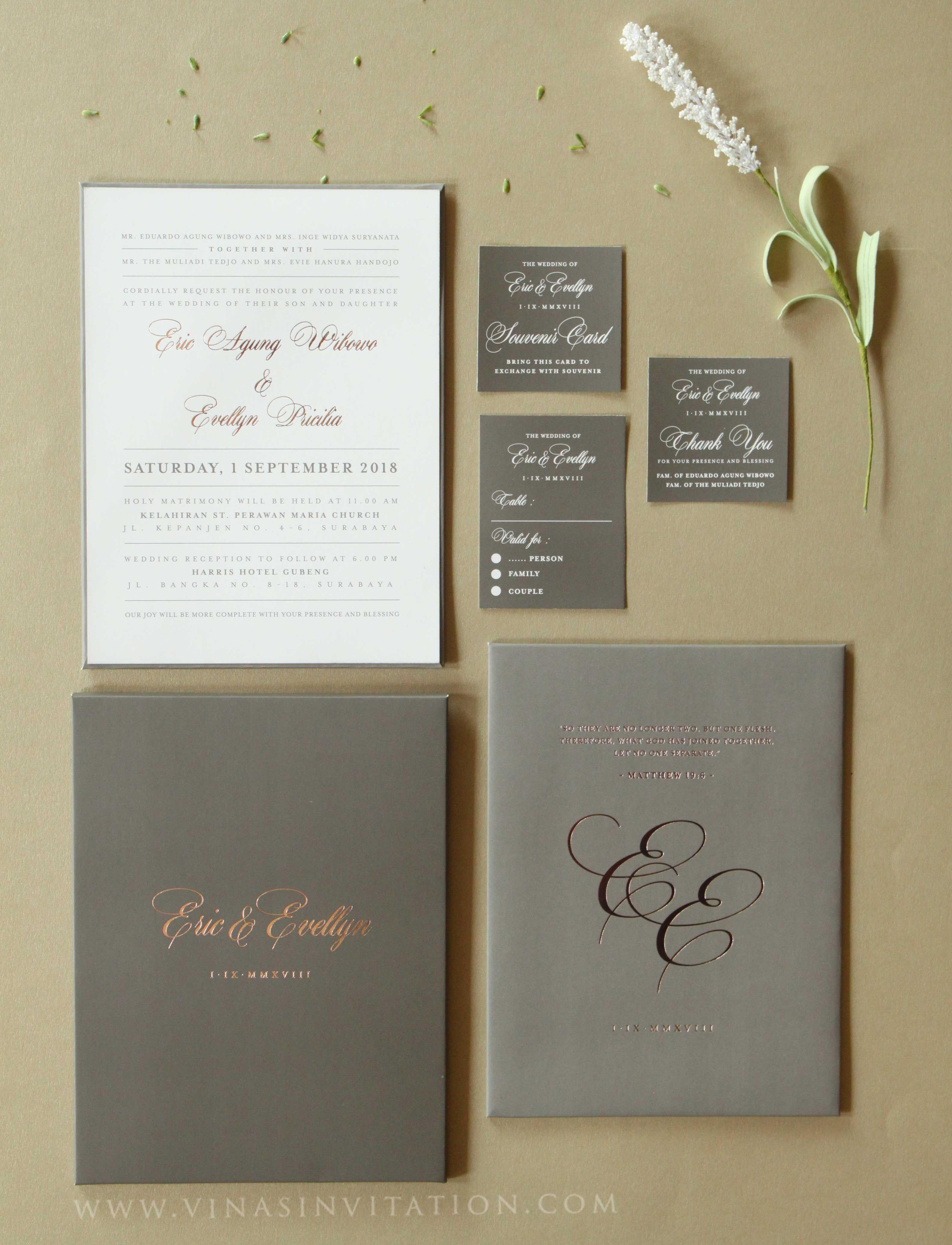 Vinas Invitation Simple Elegant Wedding Invitation Sydney Wedding Invitation Australia Wedding Invitation Gold Font Invitation Simple Luxury Invita Undangan