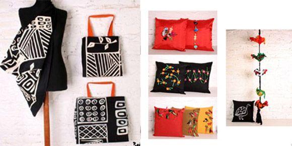 As criações da designer Bete Paes transforma-se na Estampa Brasileira