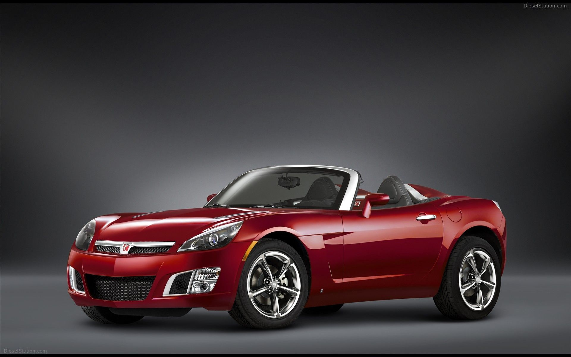 Saturn Sky 2009 Red Line Widescreen Exotic Car Wallpaper 03 Of 24