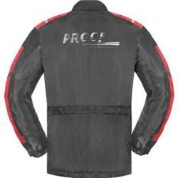 Photo of Proof Type III rain jacket women and men red L Proof