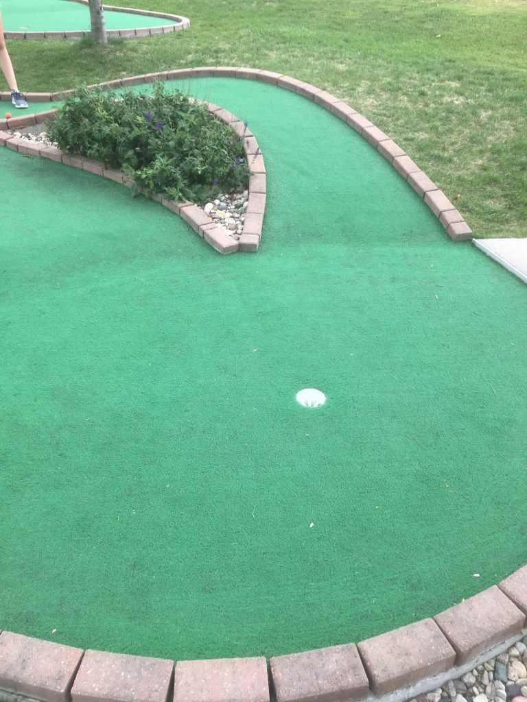 On The Fringe Mini Golf Hole 2 Presented By Minigolfreviews Com Mini Golf Reviews Mini Golf Golf Miniature Golf Course