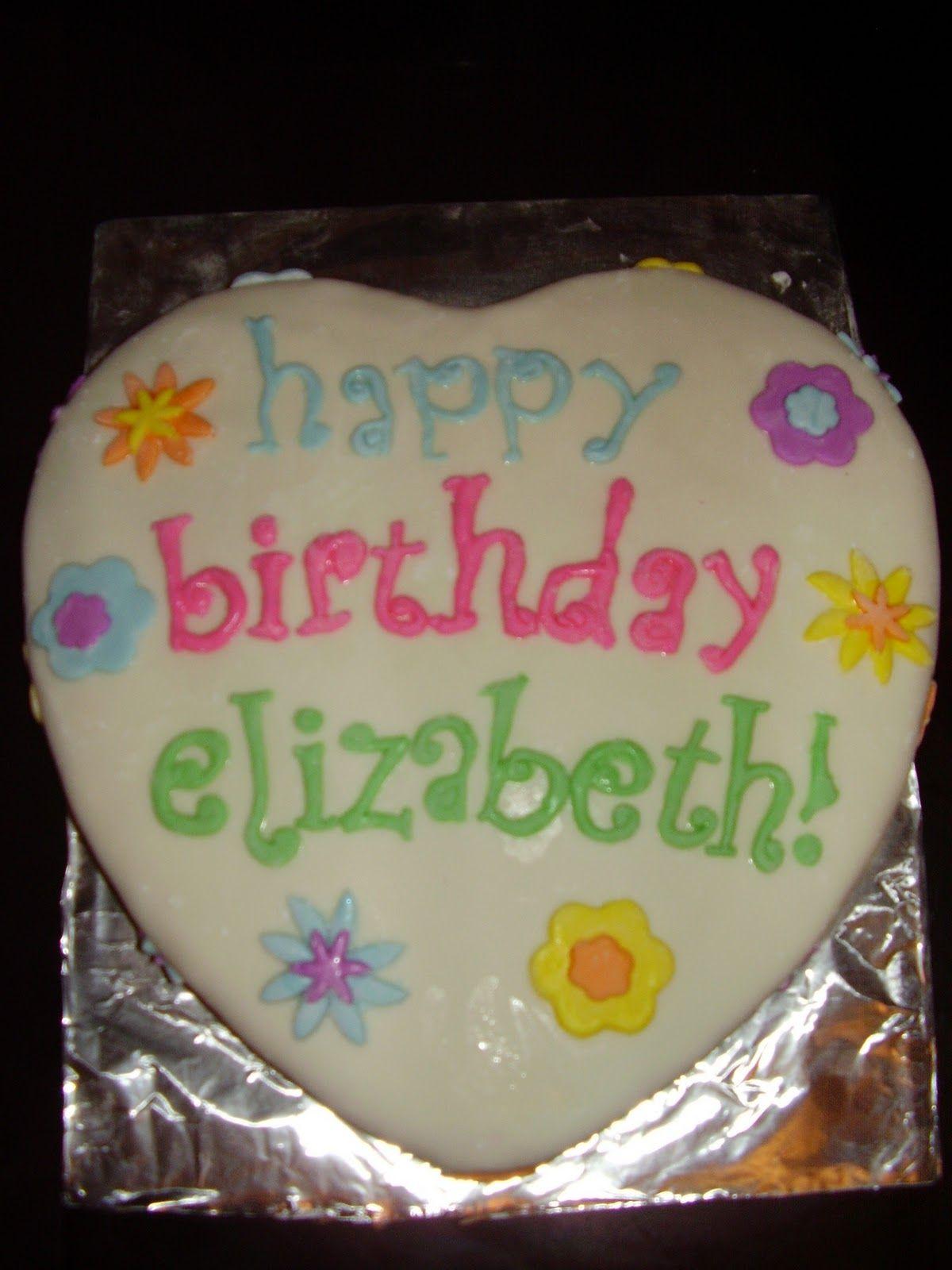 Pin On Elizabeth My Name