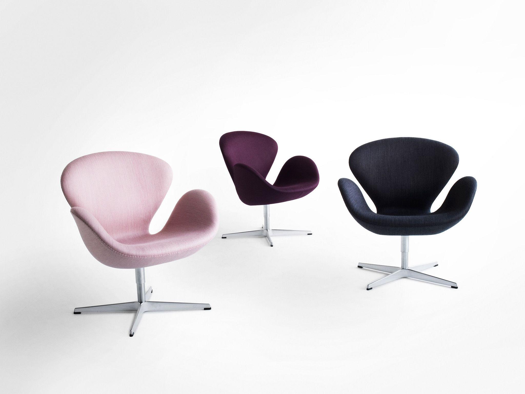 Silla Swan. Otro diseño de Arne Jacobsen, en 1958 para el mismo ...