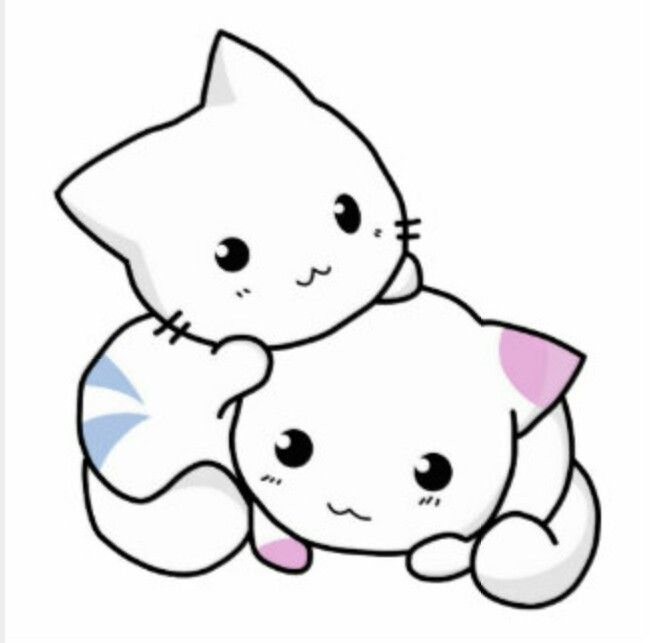 Pin By Bethq Inglin On Scrapbook Fun In 2019 Cat Coloring Page Rhpinterest: Chibi Cats Coloring Pages At Baymontmadison.com