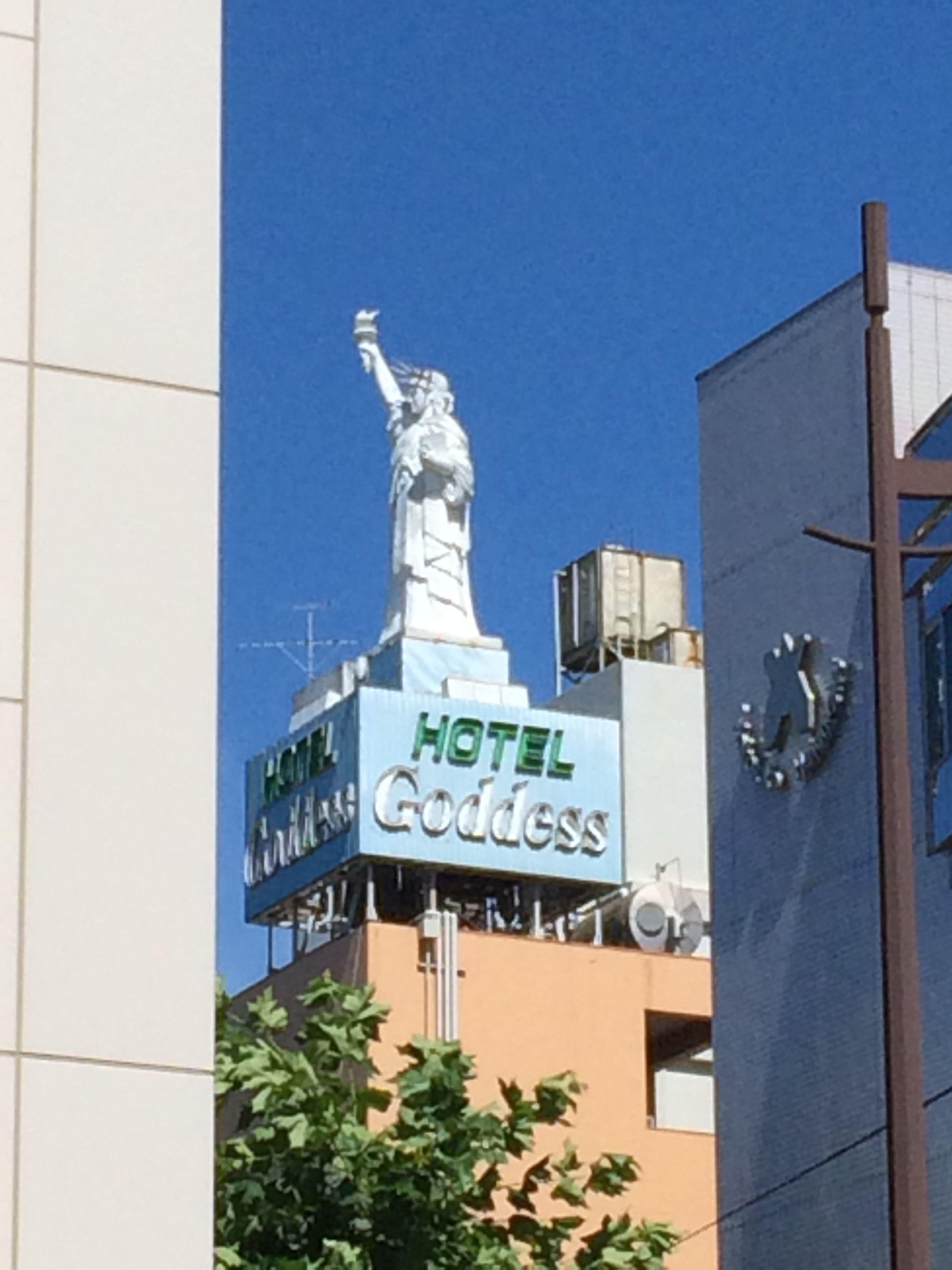 Statue of Liberty in Yokosuka | Living in Japan | Japan, Nihon, Places